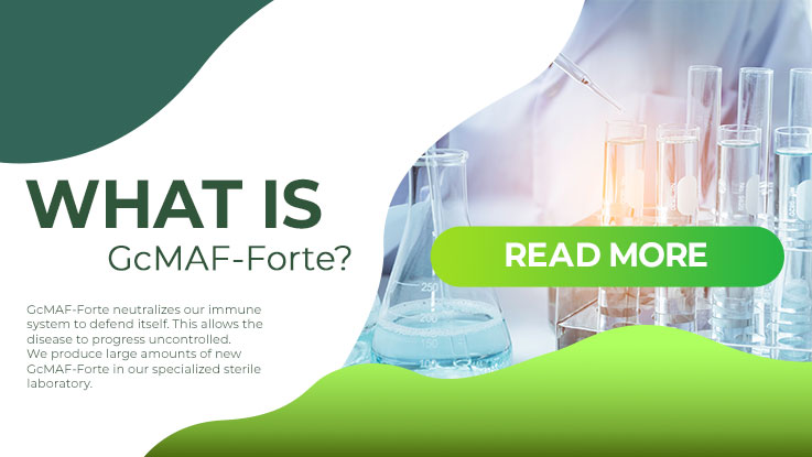 What is GcMAF-Forte?